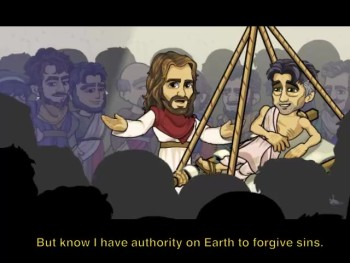 Journey of Jesus: Cutscene 6