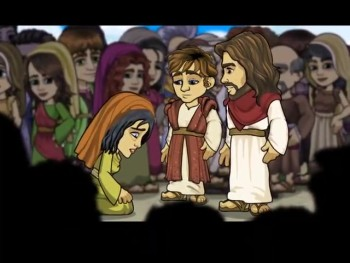 Journey of Jesus: Cutscene 8