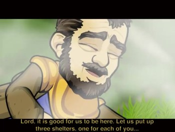 Journey of Jesus: Cutscene 12
