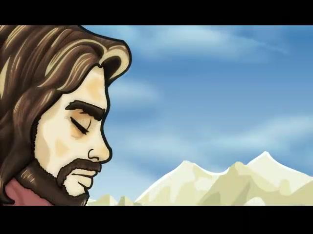 Journey of Jesus: Cutscene 13