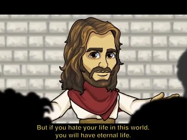 Journey of Jesus: Cutscene 15