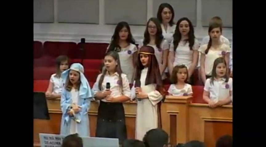 Maria Dis De Dimineata - FRBC Kids Choir