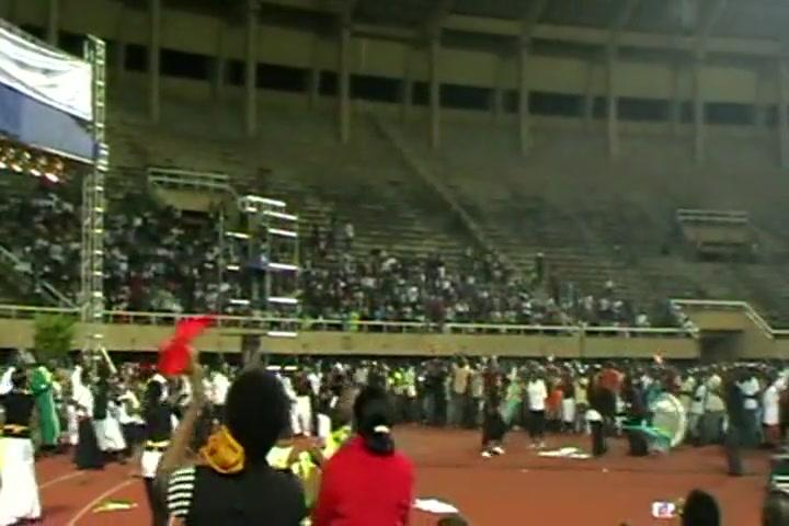 Uganda Jubilee 2012 - Dance