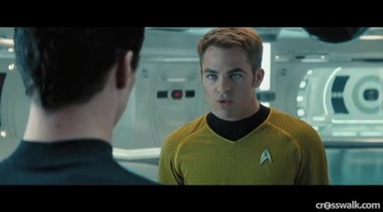"CrosswalkMovies.com: ""Star Trek Into Darkness"" Movie Review"