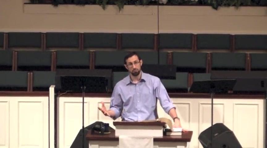 Pastor Matthew Everhard