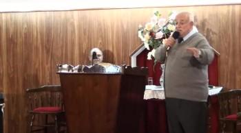 Limpiando nuestros corazones con el amor del Señor. Pastor Walter Garcia. 05-05-2013
