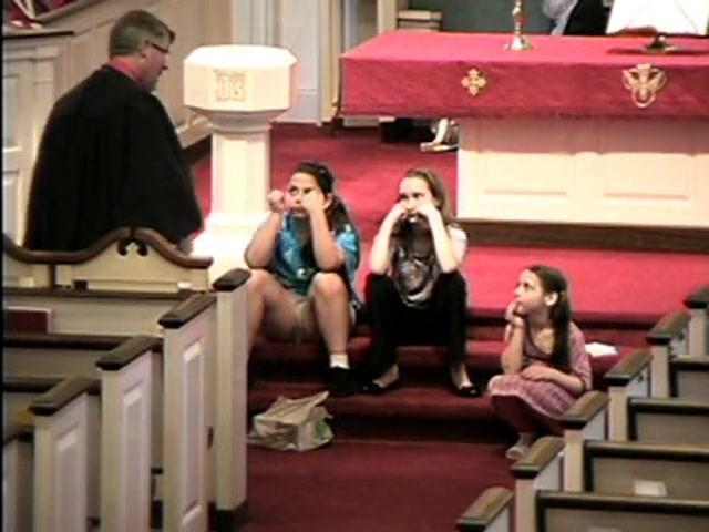 MPC Children's Sermon 5/19/13