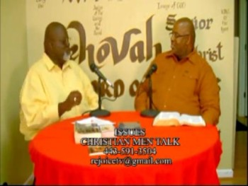 ISSUES CHRISTIAN MEN TALK FATHER'S DAY