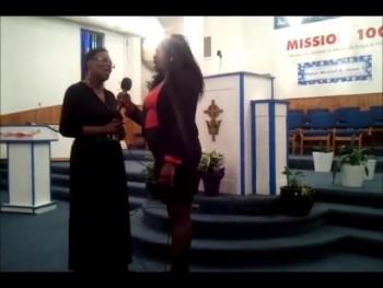 Children's Service-Black History Service