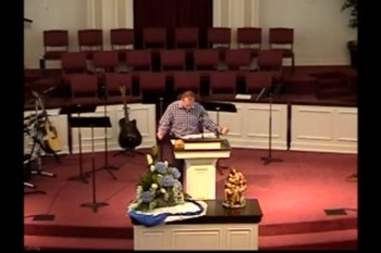 5-19-13 AM Sermon