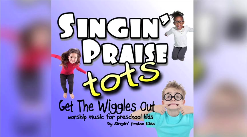 Singin' Praise Tots - Get The Wiggles Out