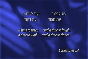 "Ancient Jewish Wisdom – ""Productivity"" Part 2"