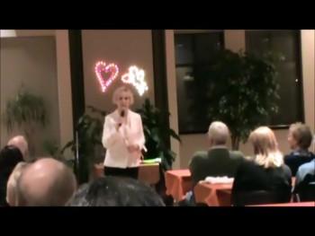 Female Christian Comedian Sally Edwards