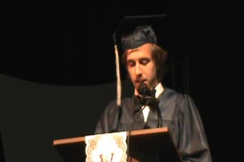 Sam's Graduation speech