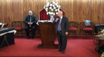 Dios camina en medio nuestro. Pastor Walter Garcia. 12-05-2013
