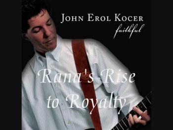 Rana's Rise to Royalty by John Kocer