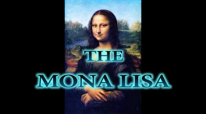 The Mona Lisa Secret (Jesus)
