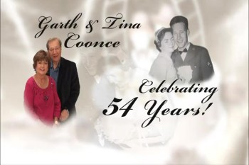 Celebrate with TCT & founders, Garth & Tina Coonce!