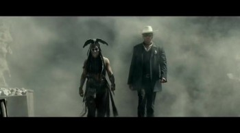 CrosswalkMovies.com: The Lone Ranger Trailer