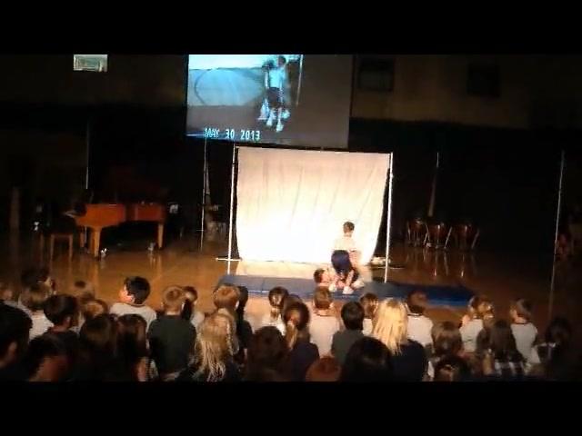 Saint Pius Talent Show 2013
