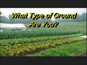 "Randy Winemiller ""What Type of Ground Are You?"""