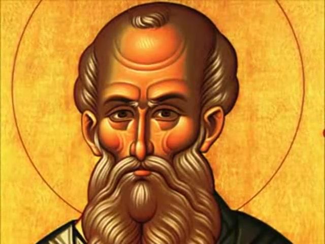 Hymn to Saint Athanasius - Απολυτίκιο του Αγ. Αθανασίου