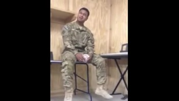 Soldier Sings Beautifully While Serving in Afghanistan