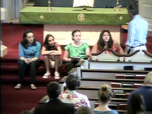 MPC Children's Sermon 6/9/13