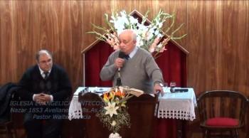 Preguntas y actitudes religiosas para probar a Jesus. Pastor Walter Garcia. 26-05-2013