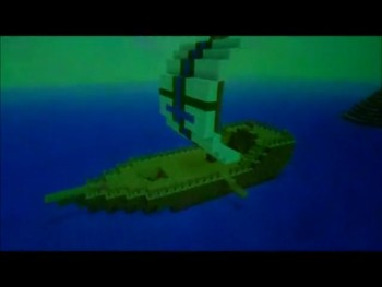 Minecraft - Shipwrecked Teaser