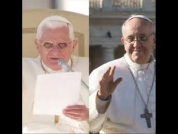 Two Popes Francis Prophecy Damascus