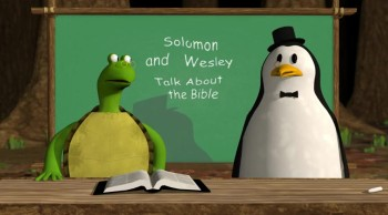 Pilot - Solomon And Wesley Talk About the Bible Or Something