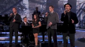 Charice and The Canadian Tenors Sing a Heavenly Version of The Prayer