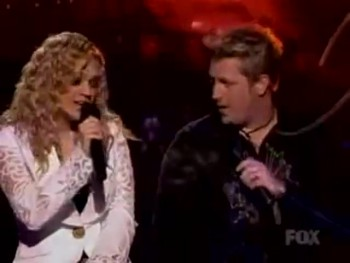 Carrie Underwood and Rascal Flatts Sweetly Sing God Bless the Broken Road