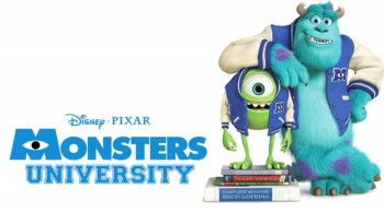 CrosswalkMovies.com: Monsters University Review