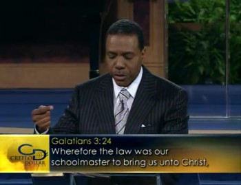 Creflo Dollar - Comparing the Covenants 1