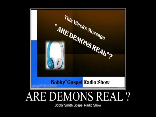 Are Demons Real ?