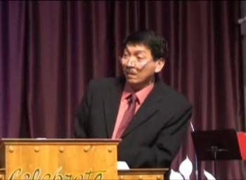 Pastor Preaching - June 16, 2013