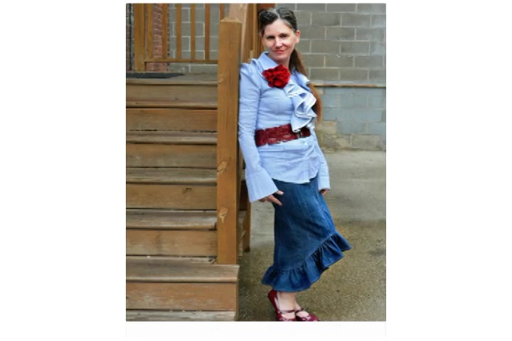 Interview Theresa Drazba of Love My Jean Skirt