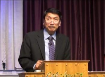 Pastor Preaching - June 23, 2013