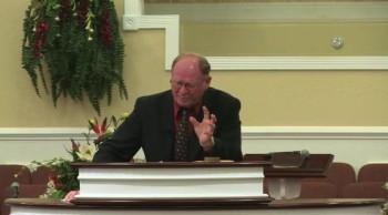 Pastor Jerry Alexander