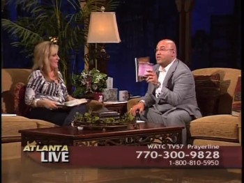 ATLANTA LIVE - TV interview with Deborah Ross