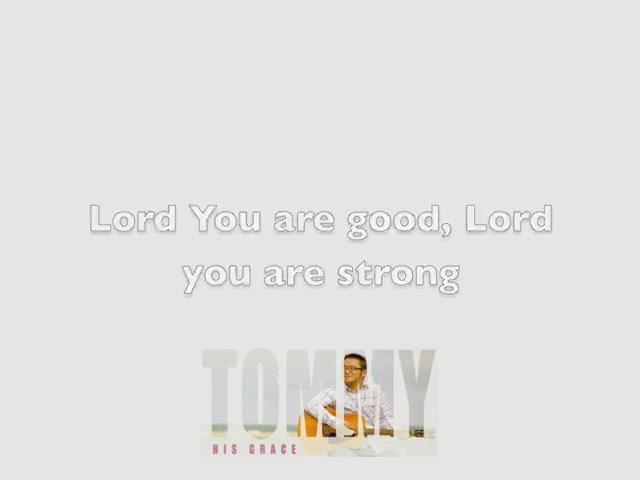 JEHOVAH JIREH - Tommy Segoro (Original)