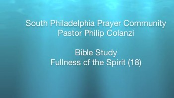 SPPC Bible Study - Fullness of the Spirit (18)