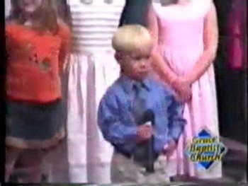 3 Year-Old Southern Sweetie Sings the CUTEST National Anthem Ever