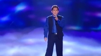 Child Has a Voice You Won't Believe - Watch Him Sing Who's Lovin You
