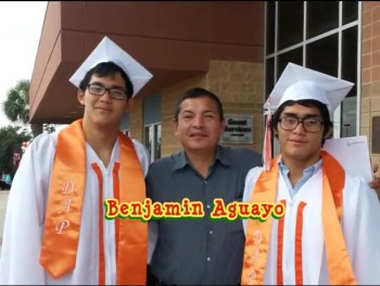 UBC graduates on May 2013 at Laredo TX
