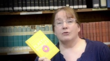 Plastic Donuts Endorsement - Church Secretary Elaine Okupski