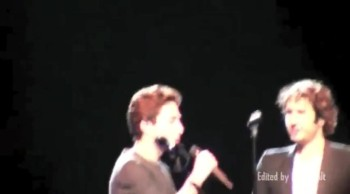 A Young Man From the Audience Sings With Josh Groban - And Sounds JUST Like Him!