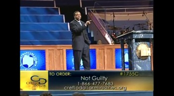 Creflo Dollar – Not Guilty 7